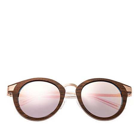 Earth Wood Goods Zale Walnut Wood Sunglasses