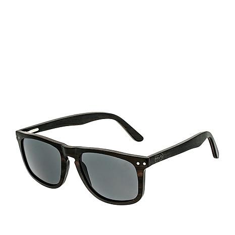 Earth Wood Pacific Wood Sunglasses - Espresso