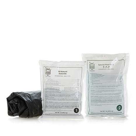 EarthBox® Pre-Measured Ready-to-Use Replant Kit
