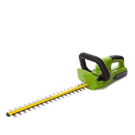 EARTHWISE Cordless 20-Volt Lithium-Ion Hedge Trimmer