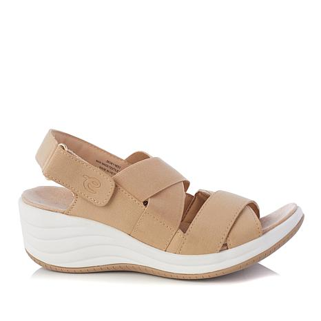 easy spirit Deynee X-Band Wedge Sandal
