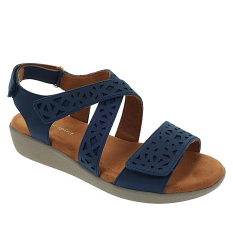 easy spirit Kenzie Comfort Wedge Sandal