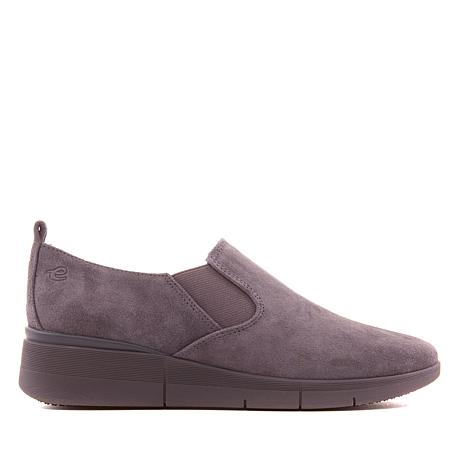 easy spirit Plume Suede Slip-On Chukka