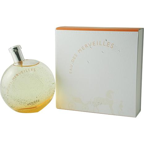 Eau Des Merveilles by Hermes EDT Spray for Women 1.6oz.
