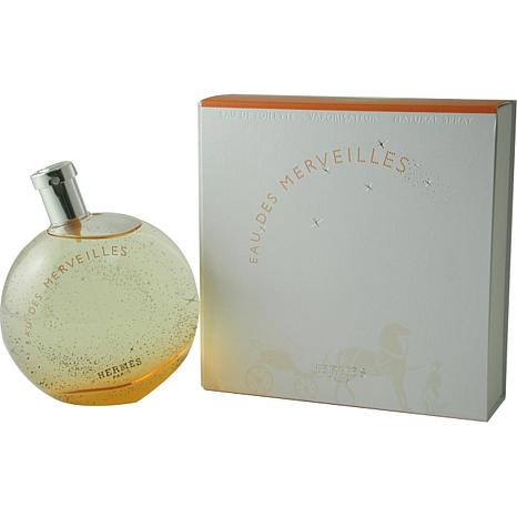 Eau Des Merveilles by Hermes EDT Spray for Women 3.3oz.