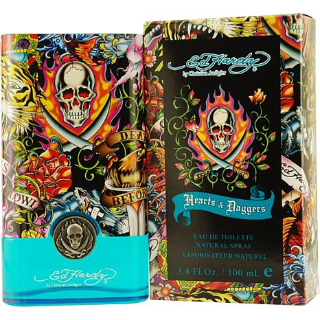 Ed Hardy Hearts and Daggers - Eau De Toilette Spray