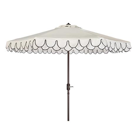 Elegant Valance 9u0027 Patio Umbrella