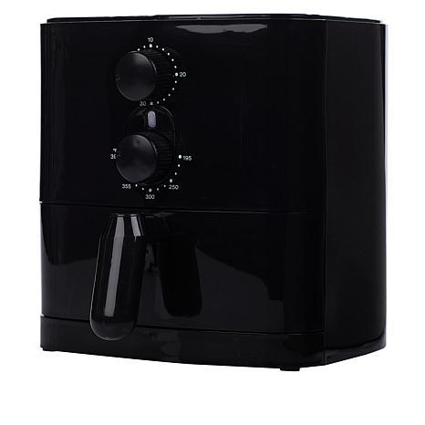 Elite 1-Quart Nonstick Cool Touch Air Fryer