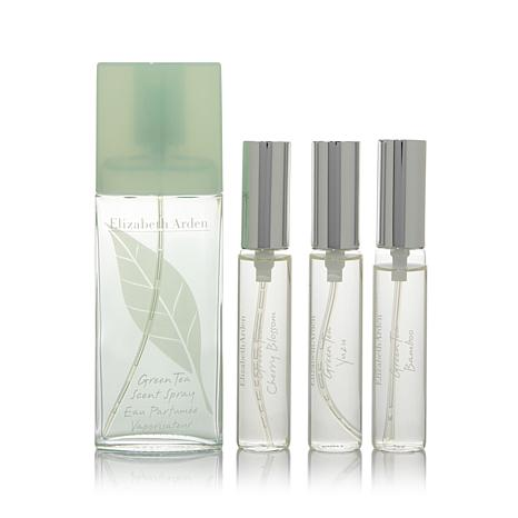 Elizabeth Arden Green Tea 1.7 fl oz Spray & 3pc Pen Set