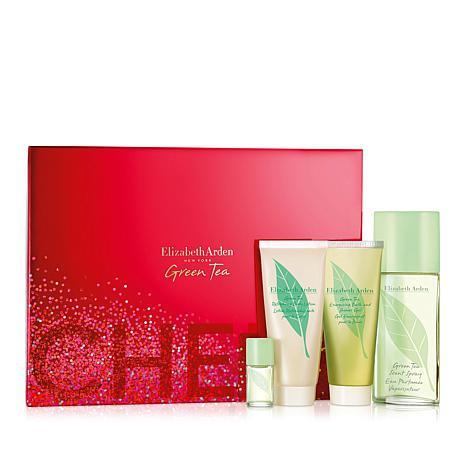 Elizabeth Arden Green Tea Holiday 4-piece Gift Set