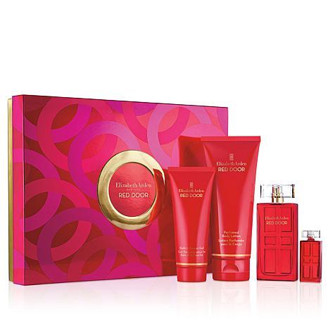 Elizabeth Arden Red Door 4-piece Gift Set