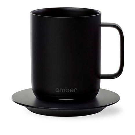 Ember 10 oz. Temperature-Controlled Ceramic Mug