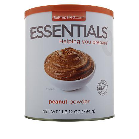 Emergency Essentials Can of Peanut Butter Powder