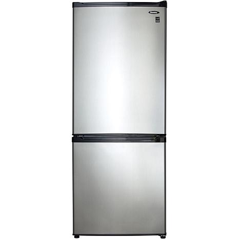 Energy Star 9.2 Cu. Ft. Refrigerator with Bottom-Mount Freezer