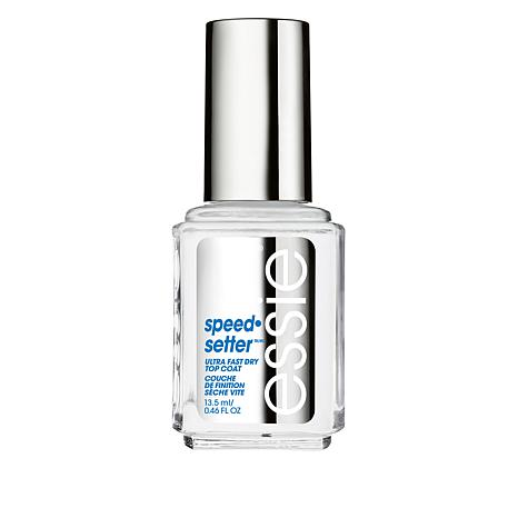 Essie Speed Setter Top Coat - 8452499 | HSN