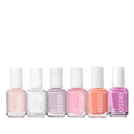 Essie Vacation Getaway Shades 6-pack NailLacquer