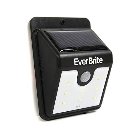 Everbrite Deluxe 2pk Solar Powered Led Outdoor Lights