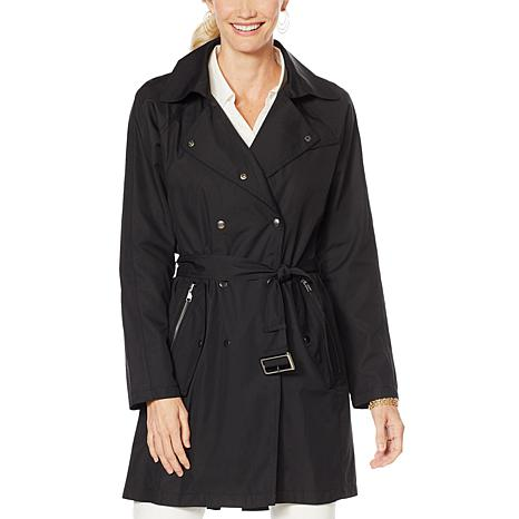 Evryday Jane Tori Packable Trench