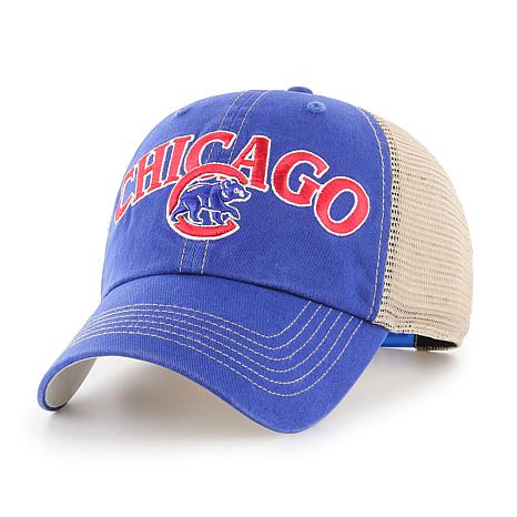 Fan Favorite Chicago Cubs MLB Aliquippa Adjustable Hat