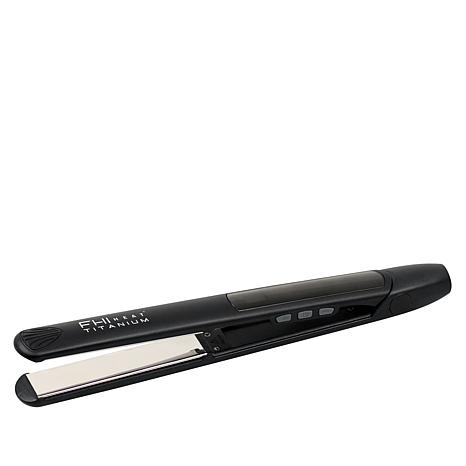 "FHI Brands 1"" Nano Titanium Pro Hair Straightener"