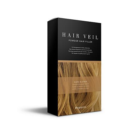 FHI Brands Hair Veil Powder Hair Filler - Dark Blonde