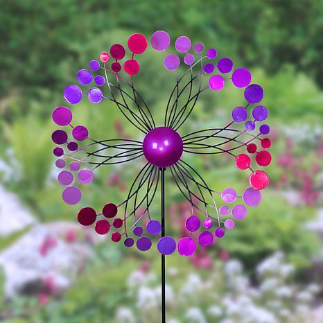 "FieldSmith 12"" Starry Night Garden Stake"