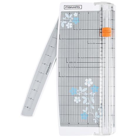 "Fiskars 12"" Scrapbooking Paper Trimmer"