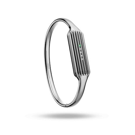 Fitbit Flex 2 Bangle Accessory Band - Stainless Steel