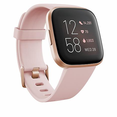 Fitbit Versa 2 Smartwatch and Activity Tracker with Alexa Built-In