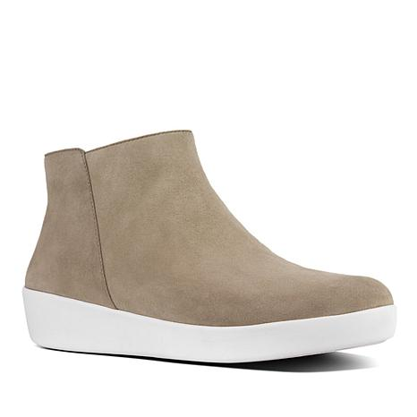 FitFlop Sumi Suede Ankle Boot
