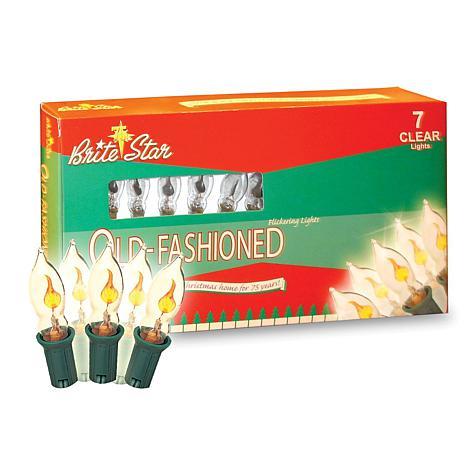 Flickering Flame Lights