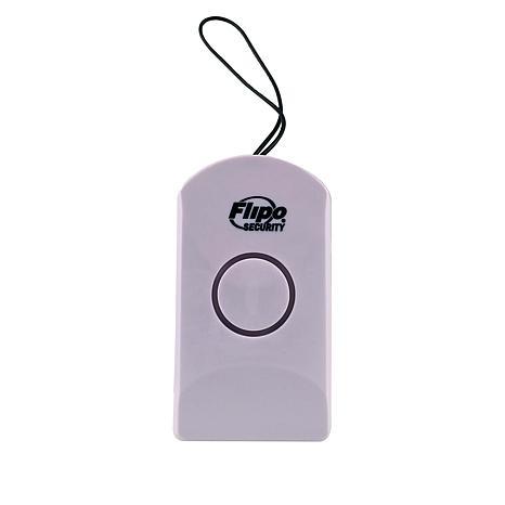 Flipo Touch-Activated Door Alarm 2-pack