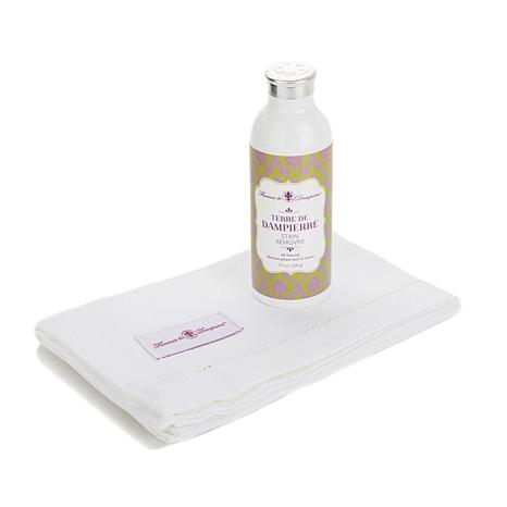 Florence de Dampierre Dry Stain Remover and Towel