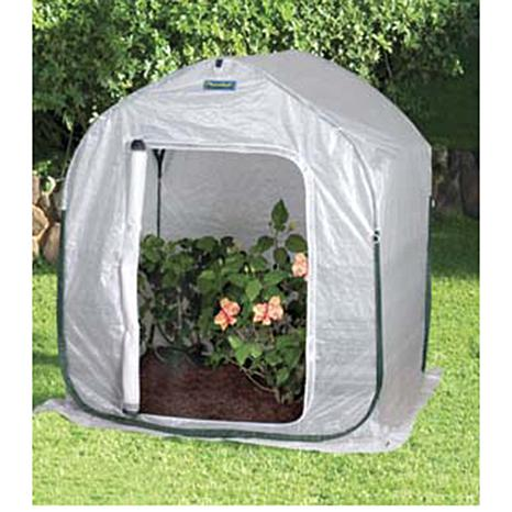 Flowerhouse All Inclusive 4 X 3 Greenhouse