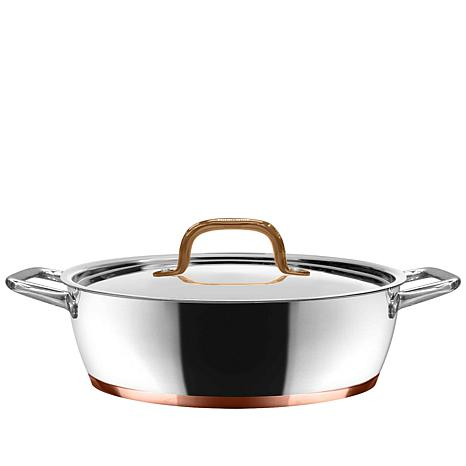 FOOD & WINE™ 5.5-Quart Stainless Steel Sauteuse