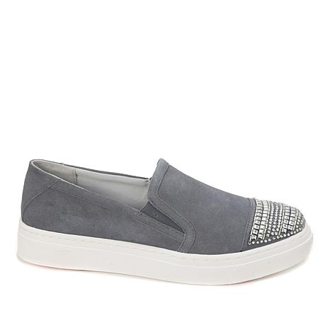 Foot Petals Finley Slip-On Twin Gore Sneaker  with Cushionology®