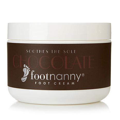 Footnanny Chocolate Foot Cream