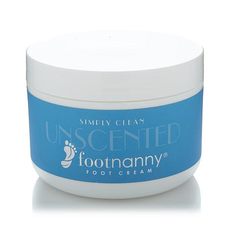 Footnanny Unscented Foot Cream