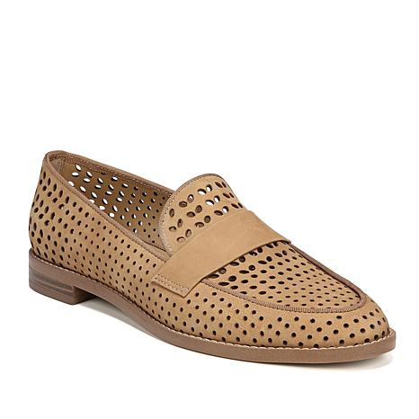 Franco Sarto Hudley Perforated Leather Loafer