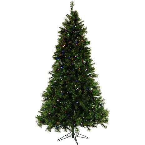 Fraser Hill Farms 9' Canyon Pine Tree - Multicolor