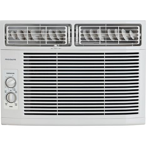 Frigidaire 12,000 BTU Window-Mounted Air Conditioner