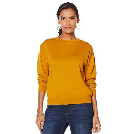 G by Giuliana Bow Back Sweater