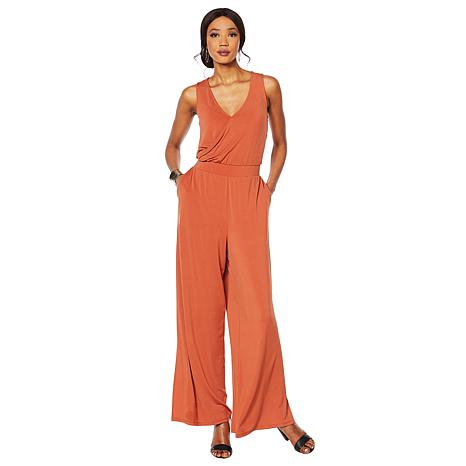 G by Giuliana Knit Jumpsuit