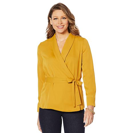 G by Giuliana Soft Wrap Jacket