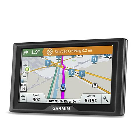 """Garmin Drive 61LM 6"""" GPS with Lifetime Map Updates"""