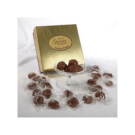 Giannios 1 lb. of Vanilla Chocolates in Signature Box
