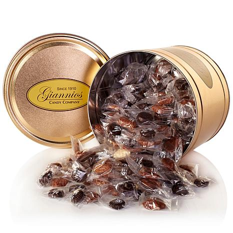 Giannios 5.5 lbs. Assorted Chocolates in Gold Tin