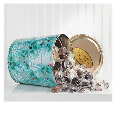 Giannios 8.25 lbs. Assorted Chocolates in Winter Charm Tin ...