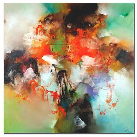 "Giclee Print - Abstract II  35"" x 35"""