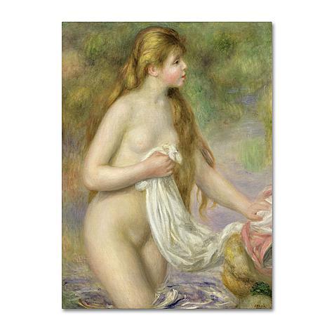 Giclee Print - Bather with Long Hair (1895)